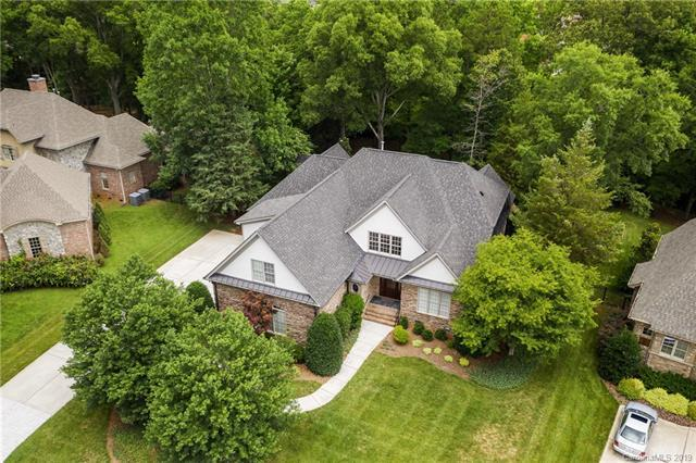 8312 Victoria Lake Drive, Waxhaw, NC 28173 (#3511997) :: Homes Charlotte