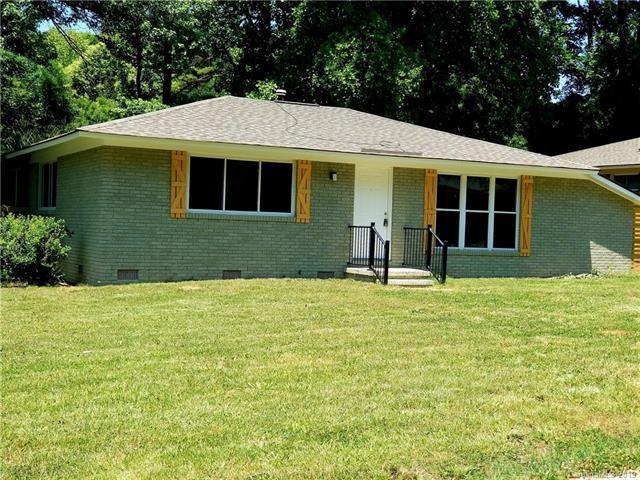 1820 Herrin Avenue, Charlotte, NC 28205 (#3512082) :: The Ramsey Group