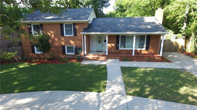 3233 Northampton Drive, Charlotte, NC 28210 (#3512117) :: Keller Williams South Park