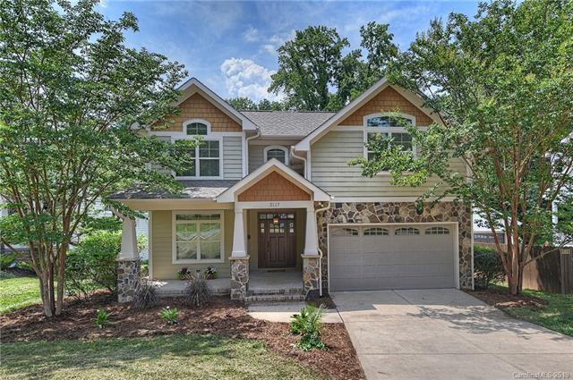2117 Lanier Avenue, Charlotte, NC 28205 (#3512222) :: High Performance Real Estate Advisors