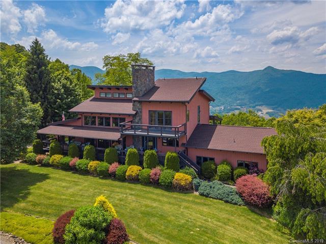 2709 Utah Mountain Road, Waynesville, NC 28785 (#3512380) :: Carlyle Properties