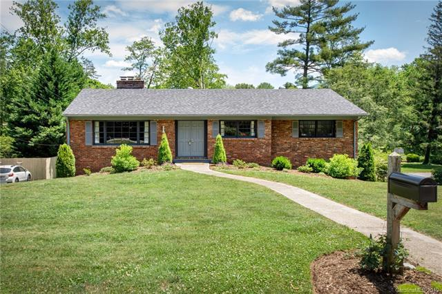 11 Wisteria Drive, Asheville, NC 28804 (#3512397) :: The Elite Group
