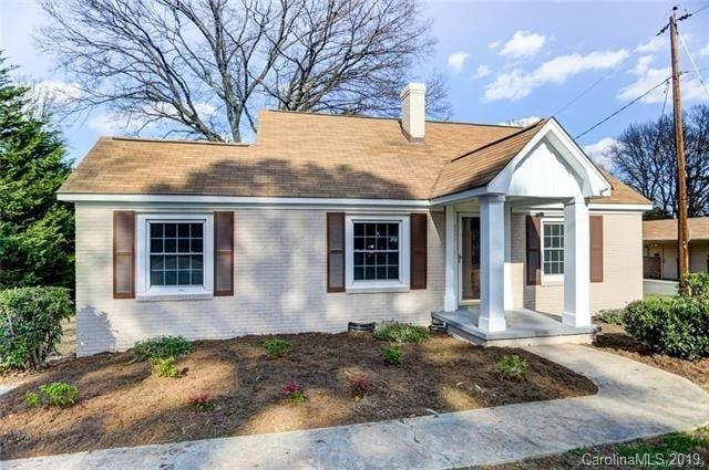 5301 Lynnville Avenue, Charlotte, NC 28205 (#3512592) :: High Performance Real Estate Advisors