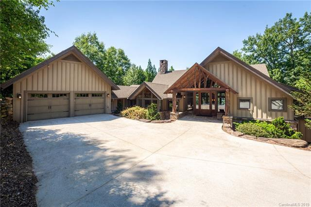 586 Harborside Drive, Nebo, NC 28761 (#3512869) :: Besecker Homes Team