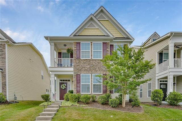 16607 Landen Forest Lane, Davidson, NC 28036 (#3512887) :: The Ramsey Group