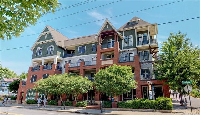 190 Broadway Street #305, Asheville, NC 28801 (#3513131) :: The Ramsey Group