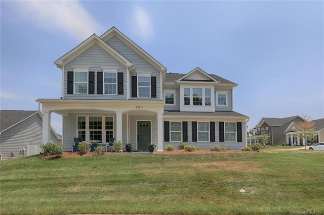 10019 Andres Duany Drive, Huntersville, NC 28078 (#3513277) :: Besecker Homes Team
