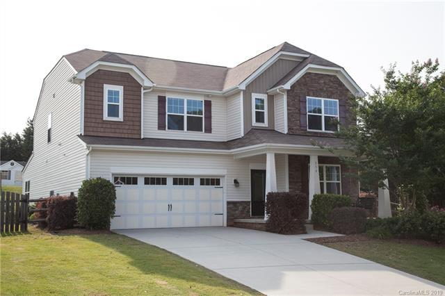 116 Glastonbury Drive, Mooresville, NC 28115 (#3513331) :: High Performance Real Estate Advisors