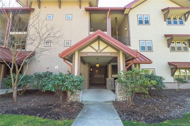 1659 Country Club Drive D101, Maggie Valley, NC 28751 (#3513334) :: Homes Charlotte