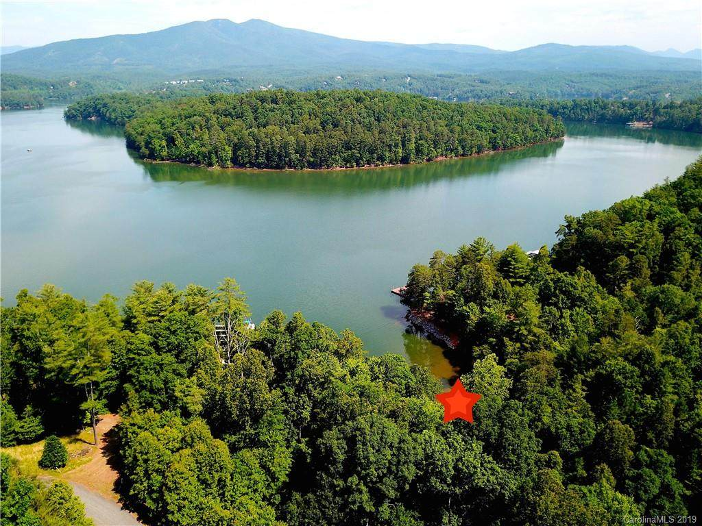 V/L Waters Edge Drive #6, Nebo, NC 28761 (#3513398) :: LePage Johnson Realty Group, LLC