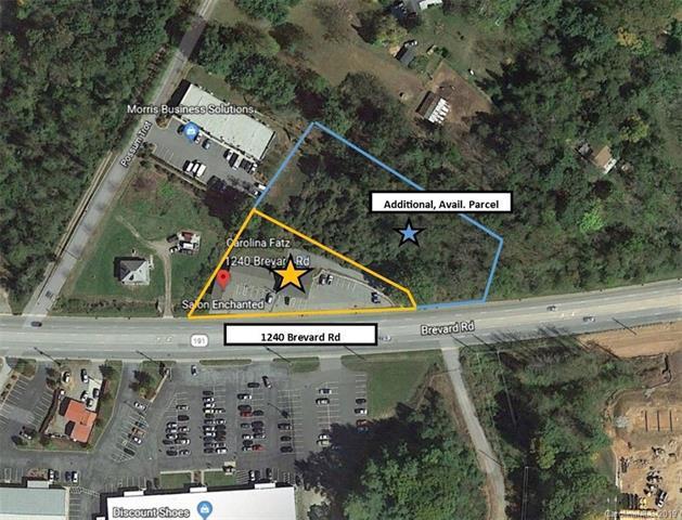 1240 Brevard Road, Asheville, NC 28806 (#3513468) :: LePage Johnson Realty Group, LLC
