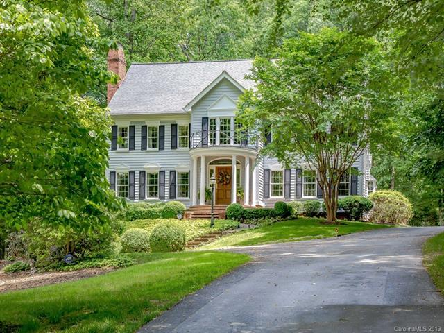 10 Stuyvesant Crescent, Biltmore Forest, NC 28803 (#3513473) :: MartinGroup Properties