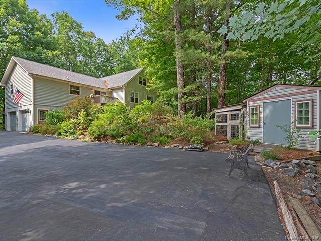 5 Mayapple Lane, Brevard, NC 28712 (#3513677) :: Keller Williams Professionals