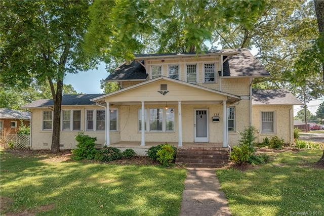 178 E Main Street, Spindale, NC 28160 (#3513712) :: Washburn Real Estate