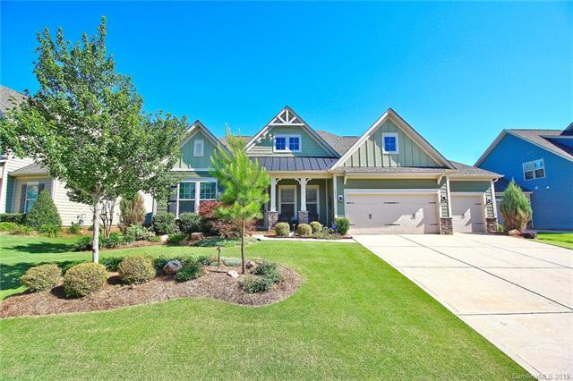 5011 Tremont Drive, Indian Trail, NC 28079 (#3513726) :: Mitchell Rudd Group