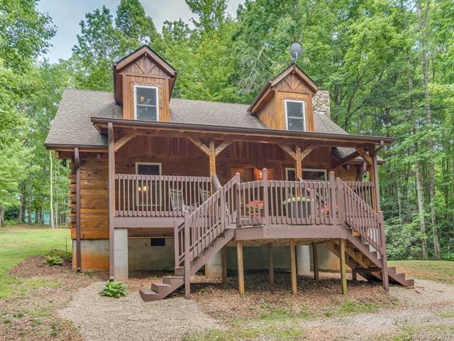 26 & 30 W Fork Creek Road, Saluda, NC 28773 (#3513762) :: DK Professionals Realty Lake Lure Inc.