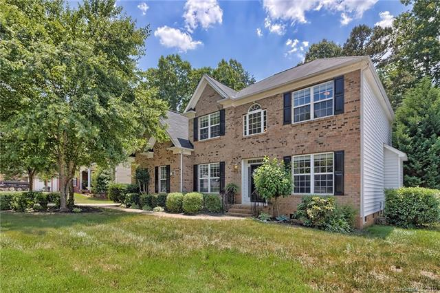 130 Forest Walk Way, Mooresville, NC 28115 (#3513786) :: High Performance Real Estate Advisors
