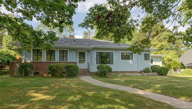1023 Highland Avenue, Hendersonville, NC 28791 (#3513958) :: Keller Williams Professionals