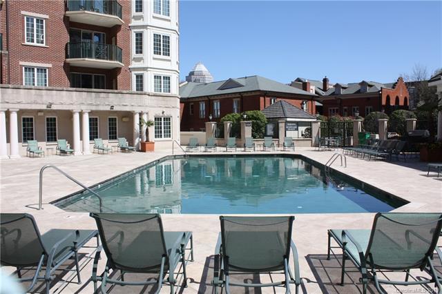 300 W 5th Street #117, Charlotte, NC 28202 (#3513964) :: LePage Johnson Realty Group, LLC