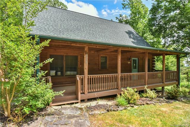 800 High Falls Road, Black Mountain, NC 28711 (#3513967) :: Stephen Cooley Real Estate Group