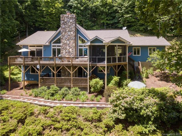 2525 Eagles Nest Road, Waynesville, NC 28786 (#3514126) :: Cloninger Properties