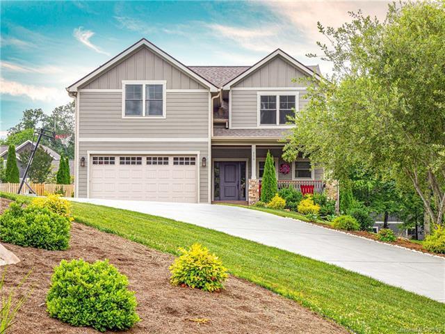 110 Still Water Lane, Fletcher, NC 28732 (#3514277) :: Besecker Homes Team