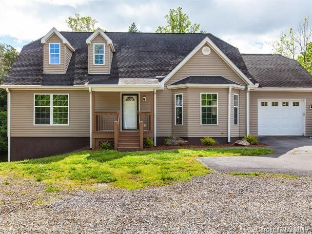 6 Garrison Road, Weaverville, NC 28787 (#3514291) :: LePage Johnson Realty Group, LLC
