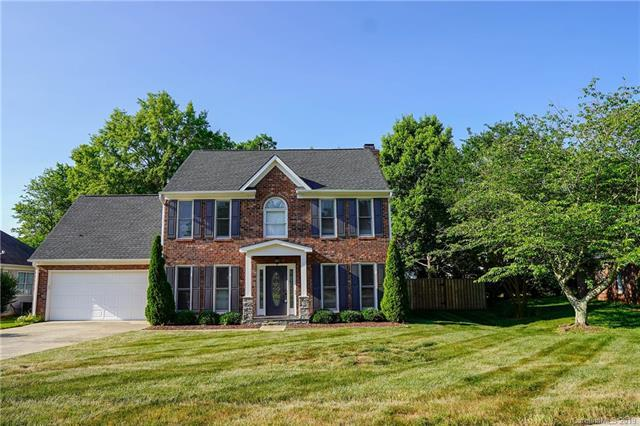 3905 Brittany Court, Indian Trail, NC 28079 (#3514417) :: The Ramsey Group