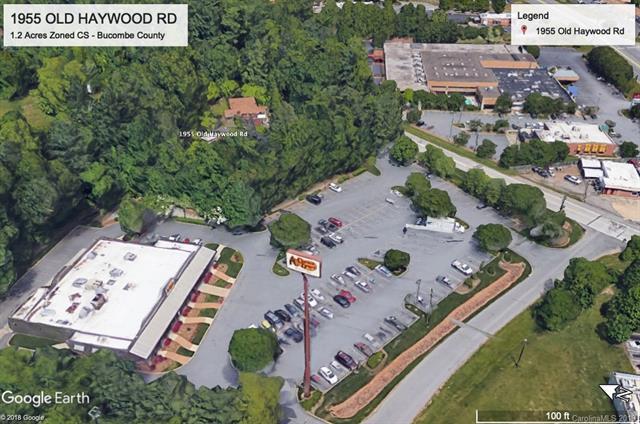 1955 Old Haywood Road, Asheville, NC 28806 (#3514508) :: LePage Johnson Realty Group, LLC