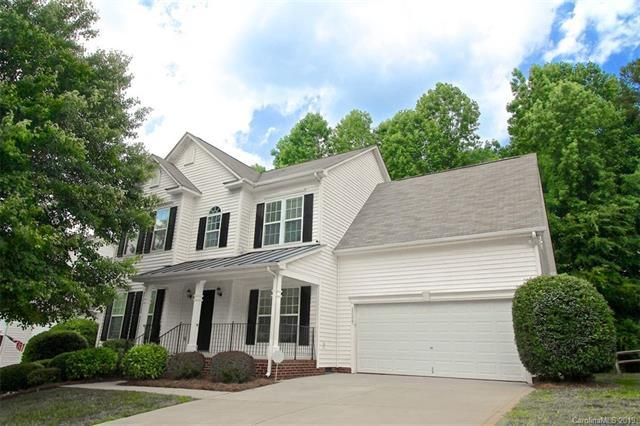 13327 Edgetree Drive, Pineville, NC 28134 (#3514582) :: LePage Johnson Realty Group, LLC