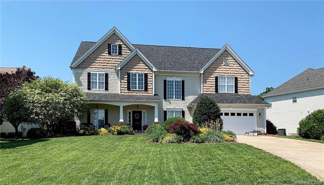 5906 Granite Lane, Harrisburg, NC 28075 (#3514731) :: High Performance Real Estate Advisors