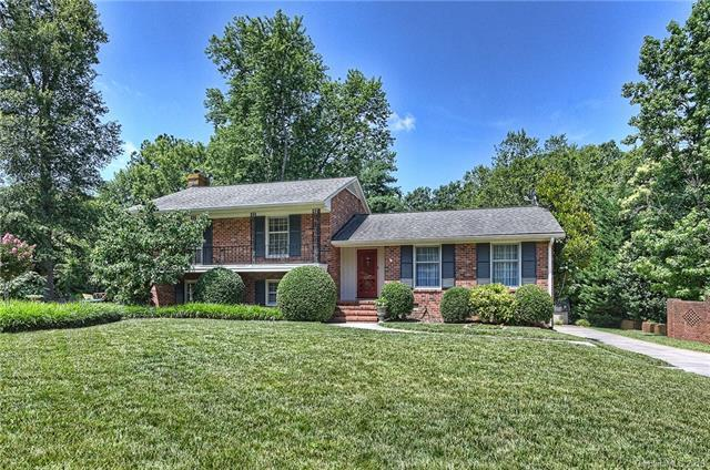 3310 Sunnybrook Drive, Charlotte, NC 28210 (#3514780) :: Stephen Cooley Real Estate Group