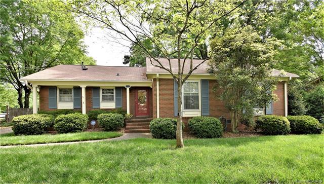7411 Briardale Drive #27, Charlotte, NC 28212 (#3514797) :: LePage Johnson Realty Group, LLC
