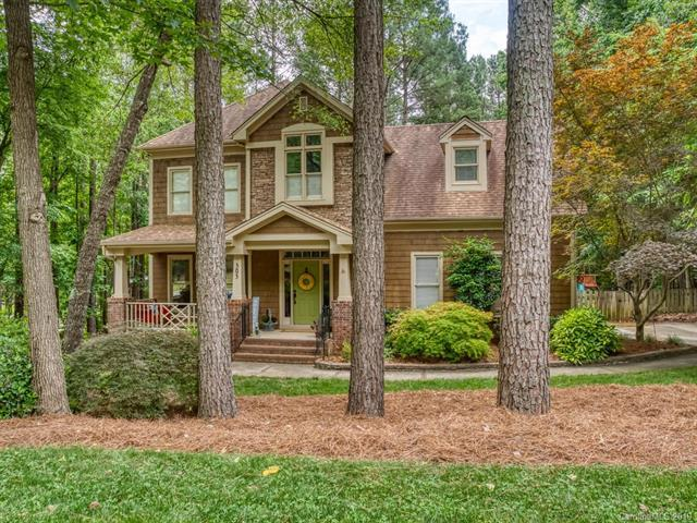 305 Bay Harbour Road, Mooresville, NC 28117 (#3514800) :: High Performance Real Estate Advisors