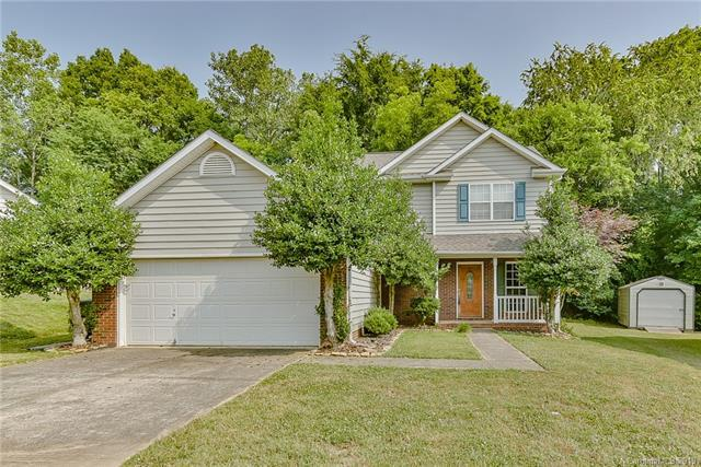 1507 Tessava Court, Charlotte, NC 28210 (#3514908) :: The Andy Bovender Team