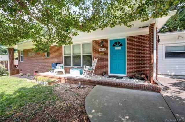 4135 Hiddenbrook Drive, Charlotte, NC 28205 (#3514939) :: MartinGroup Properties