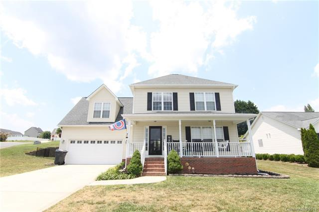 101 Brahman Court, Dallas, NC 28034 (#3515239) :: The Premier Team at RE/MAX Executive Realty