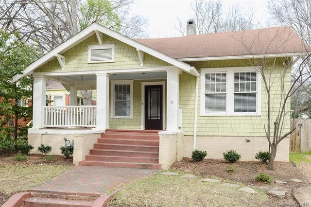 509 E Tremont Avenue, Charlotte, NC 28203 (#3515426) :: Roby Realty