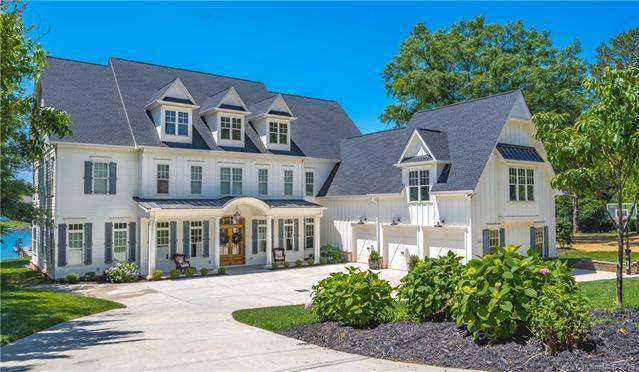 19801 Bustle Road, Cornelius, NC 28031 (#3515473) :: Carlyle Properties