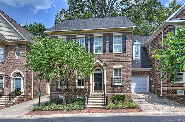 1104 Dilworth Crescent Row, Charlotte, NC 28203 (#3515598) :: Roby Realty