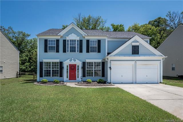 6093 Creekview Court, Harrisburg, NC 28075 (#3515611) :: Odell Realty