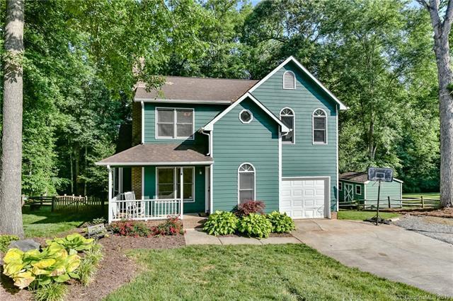 4381 Hickory Hollow Road, Gastonia, NC 28056 (#3515631) :: High Performance Real Estate Advisors