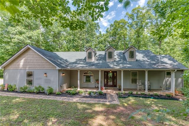 254 Holly Forest Drive, Rutherfordton, NC 28139 (#3515633) :: Mitchell Rudd Group