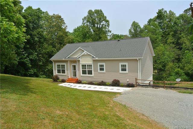 335 Upper Thomas Branch Road, Marshall, NC 28753 (#3515692) :: Keller Williams Professionals