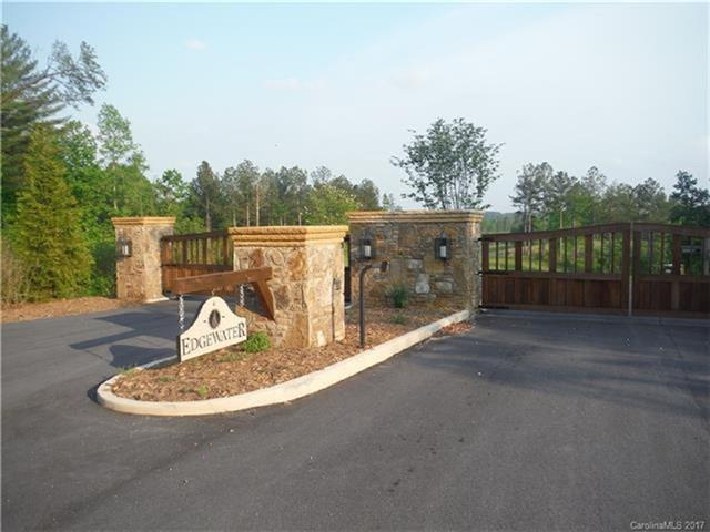 Lot #89 Waters Edge Drive Lot #89, Granite Falls, NC 28630 (#3515883) :: BluAxis Realty