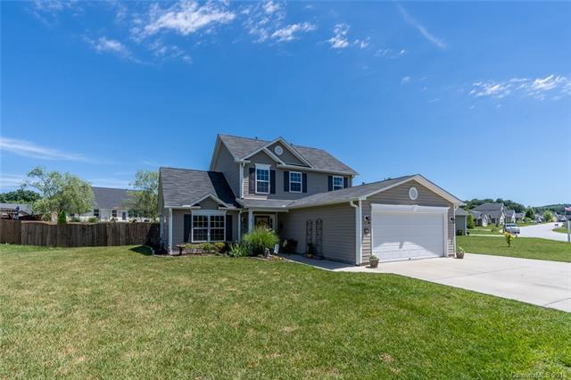 201 West Swift Creek Road, Fletcher, NC 28732 (#3515894) :: The Andy Bovender Team