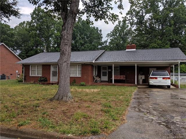 311 Bates Avenue, Cherryville, NC 28021 (#3515925) :: The Andy Bovender Team