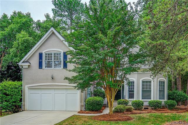 18504 Summer Cottage Lane, Cornelius, NC 28031 (#3515930) :: Washburn Real Estate