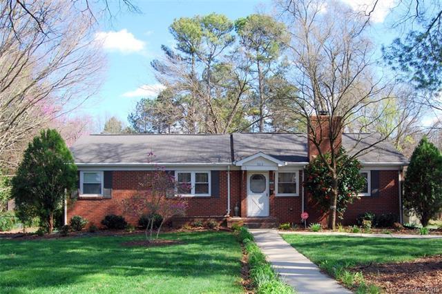5012 Churchill Drive, Charlotte, NC 28269 (#3515965) :: LePage Johnson Realty Group, LLC