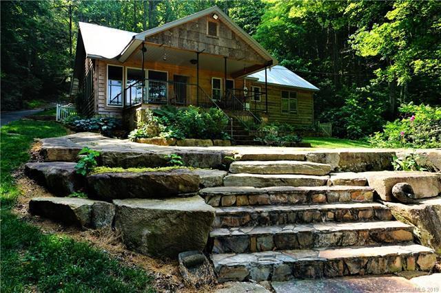 1472, 1464 Brummetts Creek Road, Green Mountain, NC 28740 (#3515966) :: Rinehart Realty
